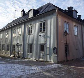 1 Juni finner ni oss på Stora Torget 8
